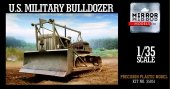 Mirror Model 35851 U.S. Military Bulldozer 1/35