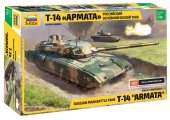 Zvezda 3670 Russian Main Battle Tank T-14 Armata 1/35