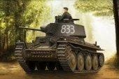 Hobby Boss 80136 German Panzer Kpfw.38(t) Ausf.E/F