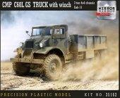 Mirror Models 35162 CMP CHEVROLET C60L GS WINCH (1:35)