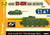 Cyber Hobby 9152 Soviet SU-85M Tank Destroyer 1/35