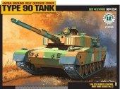 Academy 13305 JGSDF Type 90 z napędem 1/48