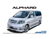 Aoshima 05749 TOYOTA NH10W ALPHARD G/V MS/AS '05 1/24