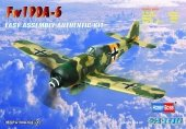 Hobby Boss 80245 Germany Fw190A-6 Fighter (1:72)