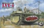 AFV Club 35205 LVT-4 Buffalo (Early Type) (1:35)