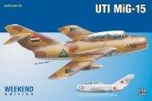 Eduard 7433 UTI MiG-15 1/72