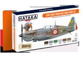 Hataka HTK-CS16 Early WW2 French Air Force paint set