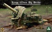 Takom 2035 German Empire Krupp 420mm Big Bertha
