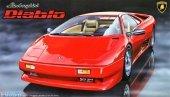 Fujimi 126418 Lamborghini Diablo 4WD VT Black Star (1:24)