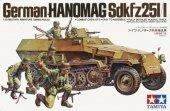 Tamiya 35020 Hanomag Sdkfz 251/1 (1:35)