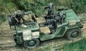 Italeri 0320 Commando Car (1:35)
