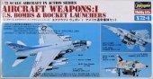 Hasegawa X72-1 US Aircraft weapons I (1:72)