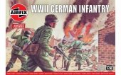 Airfix 00705V WWII German Infantry 1/76