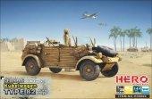 Hero Hobby H35004 German PKW Typ k1 Kübelwagen Type 82 Africa corps (1:35)