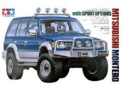 Tamiya 24124 Mitsubishi Montero with sport options 1/24