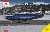 Amodel 72367 Pilatus PS-12NG 1/72