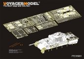 Voyager Model PE35981 WWII German Panther A Tank Basic For TAKOM 1/35