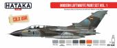 Hataka HTK-AS48 Modern Luftwaffe paint set vol. 1