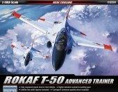 Academy 12231 ROKAF T-50 Advanced Trainer (1:48)