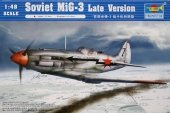 Trumpeter 02831 Soviet MiG-3 Late Version (1:48)