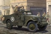 Hobby Boss 82452 U.S. M3A1 White Scout Car Late Production (1:35)