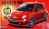 Fujimi 123844 Fiat 500 Abarth Ferrari 695 (1:24)