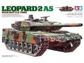 Tamiya 35242 Leopard 2 A5 Main Battle Tank (1:35)