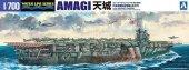 Aoshima 00096 IJN Aircraft Carrier Amagi 1:700