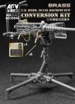 AFV Club AG35042 U.S. M2HB .50 CAL MACHINE GUN CONVERSION KIT 1:35