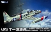 Great Wall Hobby L4819 T-33A Shooting Star 1/48