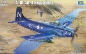 Trumpeter 02252 A-1D Skyraider (1:32)