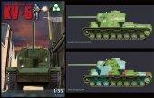 Takom 2006 Soviet Heavy Tank KV-5