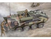 Trumpeter 00391 LAV-M (Mortar Carrier Vehicle) (1:35)