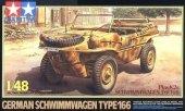 Tamiya 32506 German Schwimmwagen Type 166 (1:48)