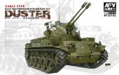 AFV Club 35192 M42A1 DUSTER Early Type (1:35)