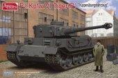 Amusing Hobby 35A023 Pz. Kpfwg. VI Tiger (P) Truppenübungsfahrze<br />ug 1/35