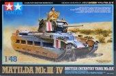 Tamiya 32572 Matilda Mk.III/IV (1:48)