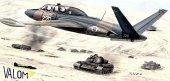 Valom 72088 Fouga CM.170 Magister (IAC, FiAF) 1:72
