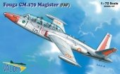 Valom 72083 FAF Fouga CM.170 Magister 1:72