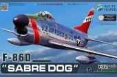 Kitty Hawk 32007 Sabre Dog F-86D 1/32
