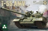 Takom 2042 RUSSIAN MEDIUM TANK T-55 AMV 1/35