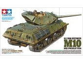Tamiya 35350 U.S. Tank Destroyer M10 (Mid Production) 1/35