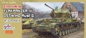 Dragon 6746 FlaK 43 Flakpanzer IV Ostwind w/Zimmerit (1:35)