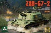 Takom 2058 ZSU-57-2 SOVIET SPAAG 1/35