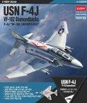 Academy 12323 USN F-4J VF-102 Diamondbacks 1/48