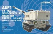 Meng Model TS-024 AUF1 TA 155 mm SELF-PROPELLED HOWITZER FRENCH