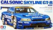 Tamiya 24219 Calsonic Skyline GT-R (R34) (1:24)