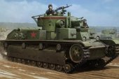 Hobby Boss 83852 Soviet T-28 Medium Tank Welded