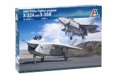 Italeri 1419 JSF Program X-32A and X-35B (1:72)