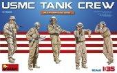 MiniArt 37008 USMC. TANK CREW (1:35)